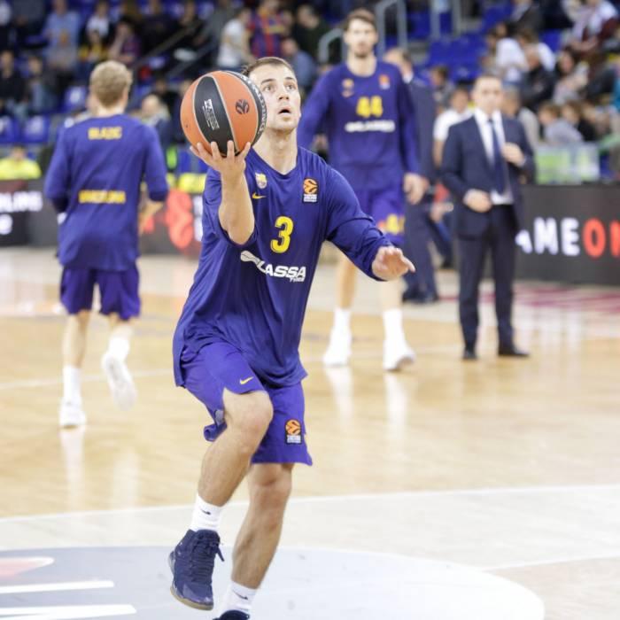 Photo de Kevin Pangos, saison 2018-2019