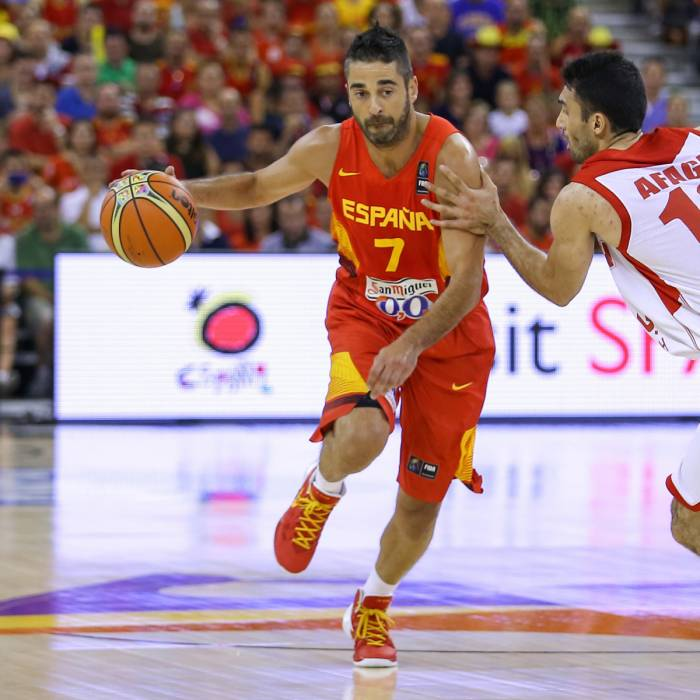 Photo of Juan Carlos Navarro, 2014-2015 season