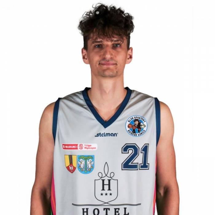 Photo of Maciej Kucharek, 2020-2021 season