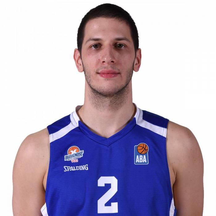 Photo of Nikola Ivanovic, 2019-2020 season