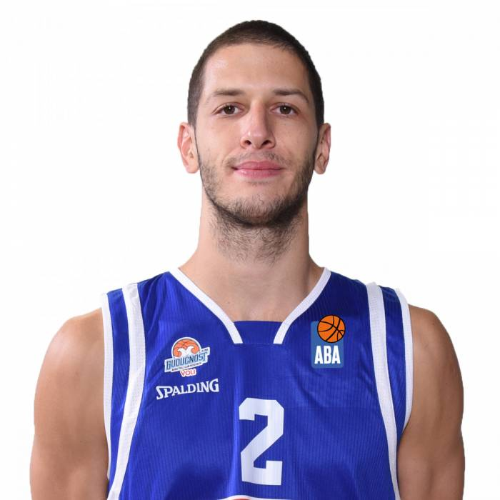 Photo de Nikola Ivanovic, saison 2020-2021