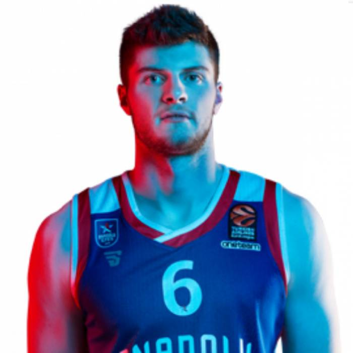 Photo of James Birsen, 2018-2019 season