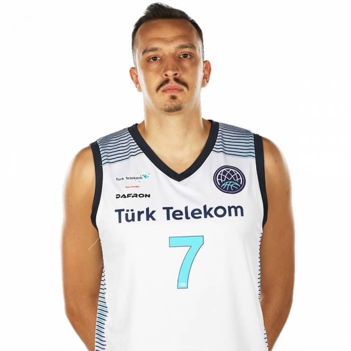 Photo de Metin Turen, saison 2019-2020
