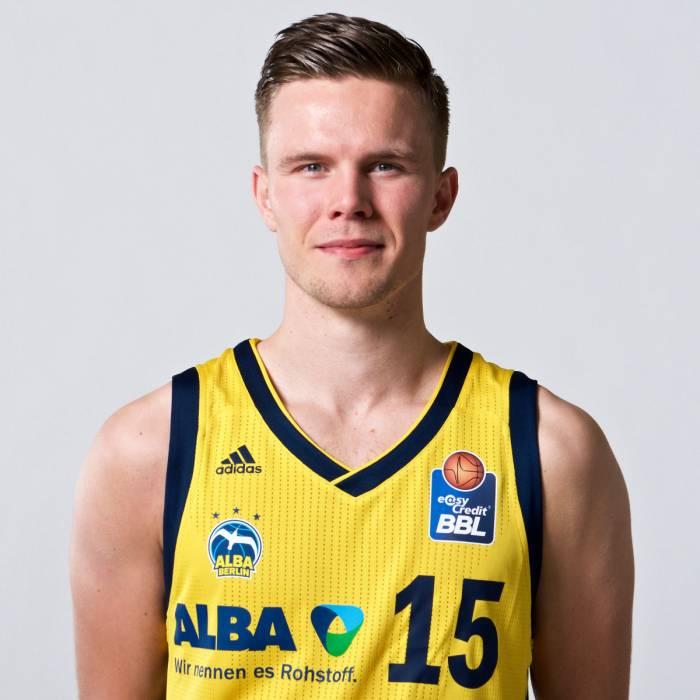 Photo of Martin Hermannsson, 2018-2019 season