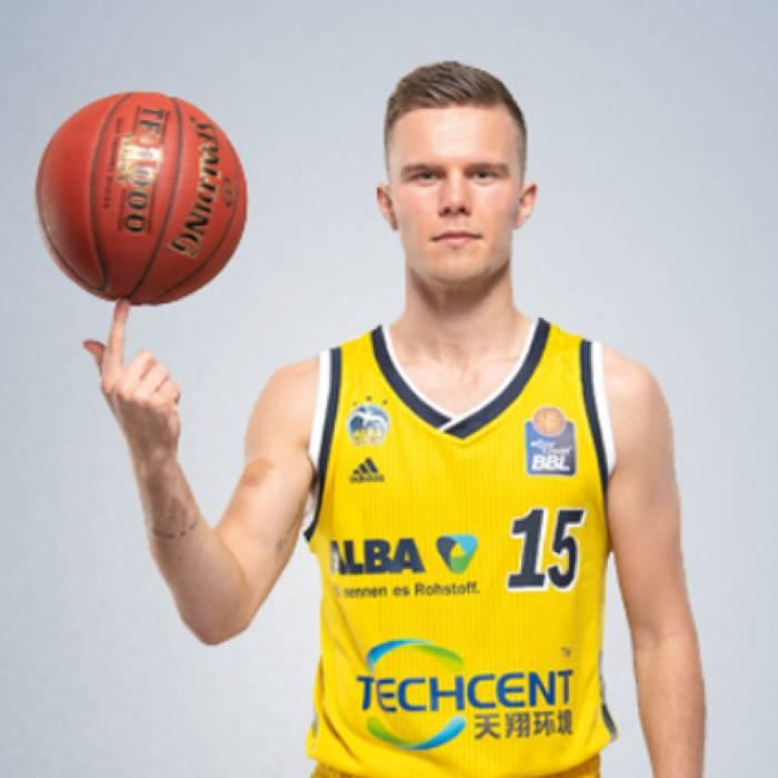 Photo de Martin Hermannsson, saison 2019-2020