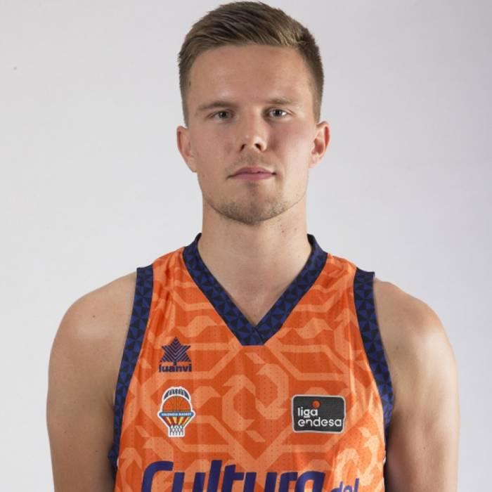 Photo de Martin Hermannsson, saison 2020-2021