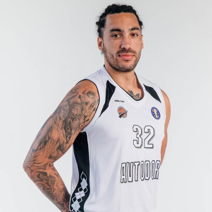 Photo of Drew Gordon, 2020-2021 season