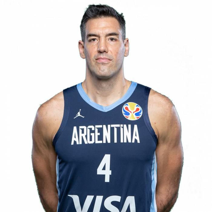 Photo of Luis Scola, 2019-2020 season