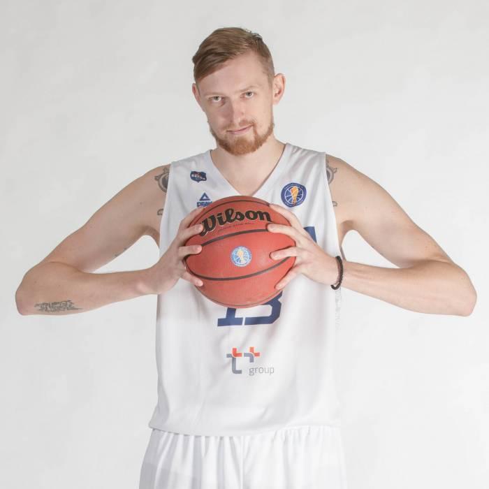 Photo de Ivan Lazarev, saison 2018-2019