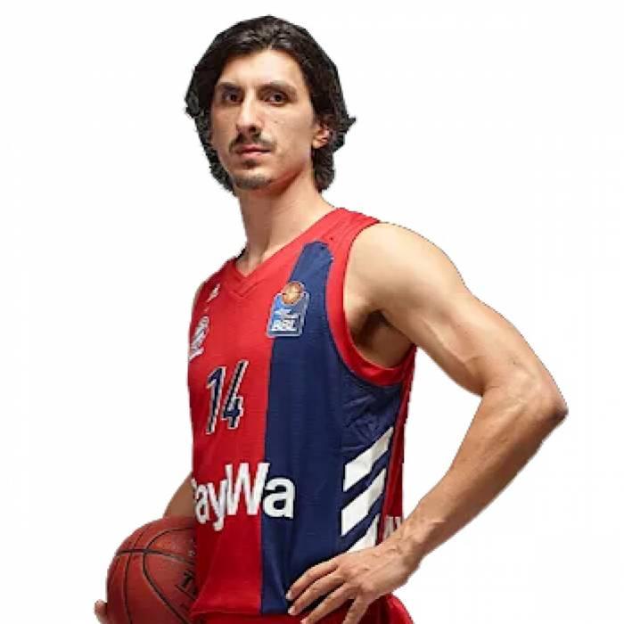 Photo de Nihad Djedovic, saison 2018-2019