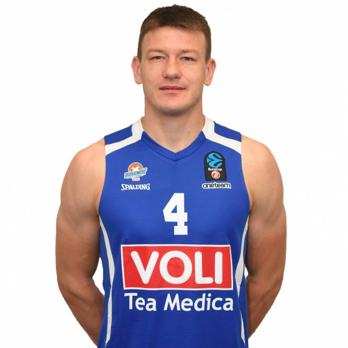 Photo of Suad Sehovic, 2019-2020 season