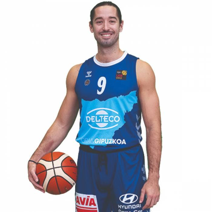 Photo de Mikel Motos, saison 2019-2020