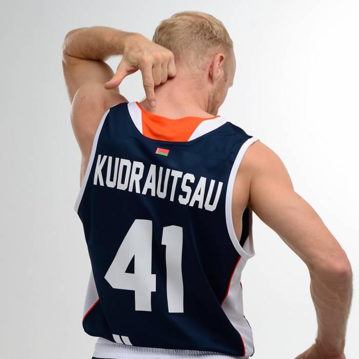 Photo de Aliaksandr Kudrautsau, saison 2018-2019