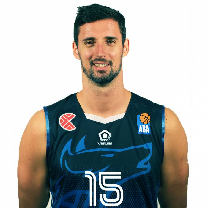 Photo of Ivan Novacic, 2018-2019 season