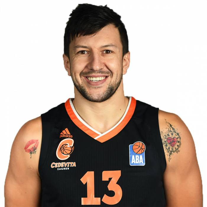 Photo of Andrija Stipanovic, 2018-2019 season