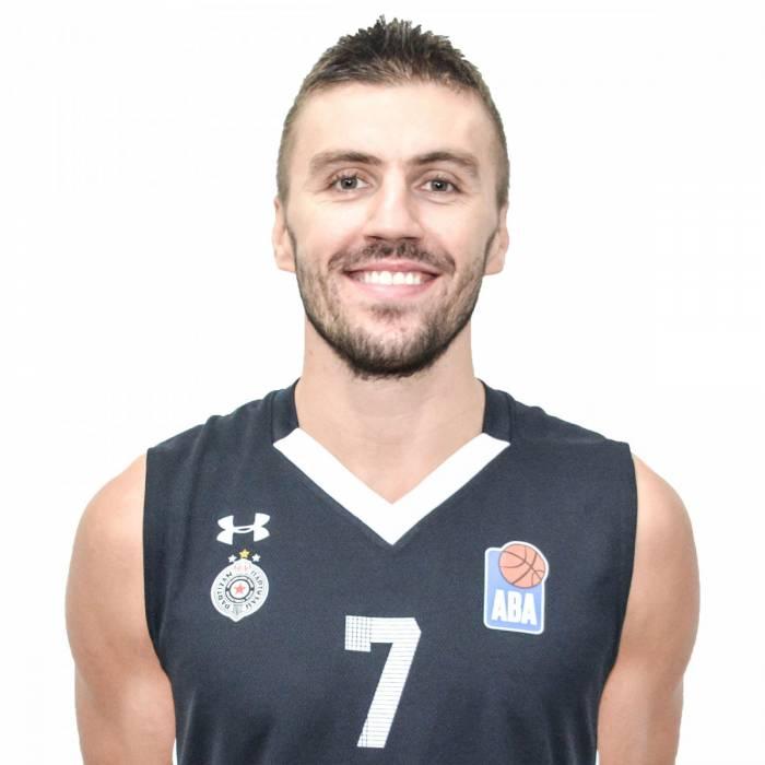 Photo de Nemanja Gordic, saison 2019-2020