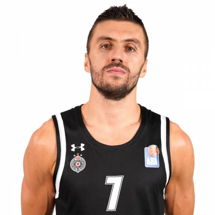 Photo de Nemanja Gordic, saison 2020-2021