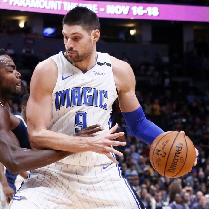 Photo of Nikola Vucevic, 2017-2018 season