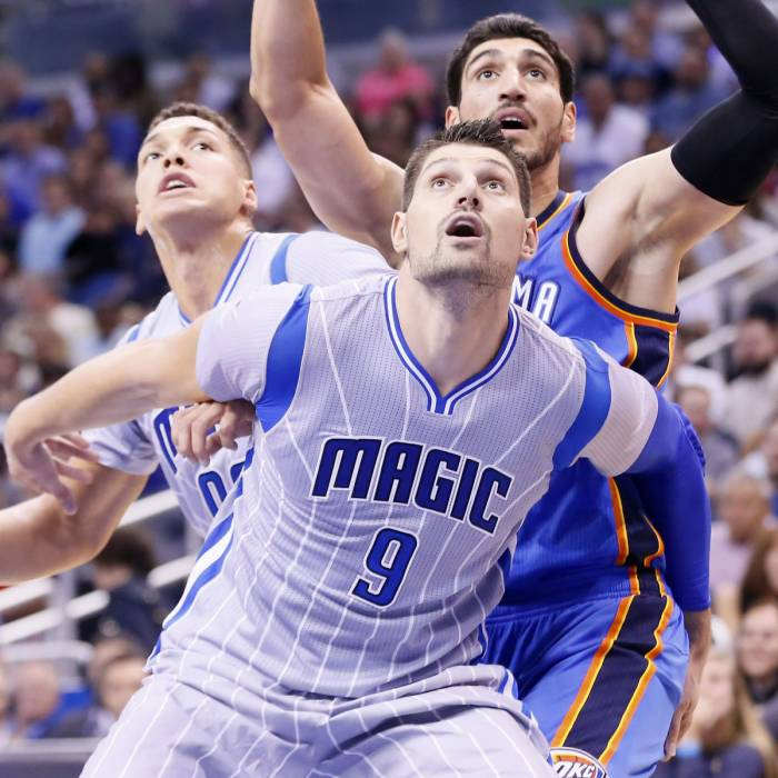 Photo of Nikola Vucevic, 2015-2016 season