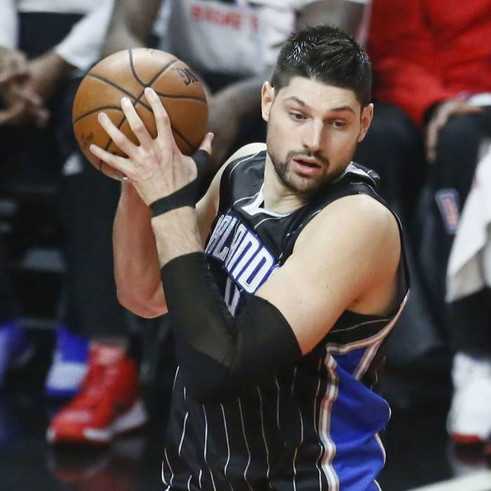 Photo of Nikola Vucevic, 2016-2017 season