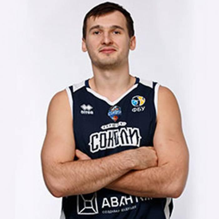 Photo of Dmytro Tykhonov, 2019-2020 season