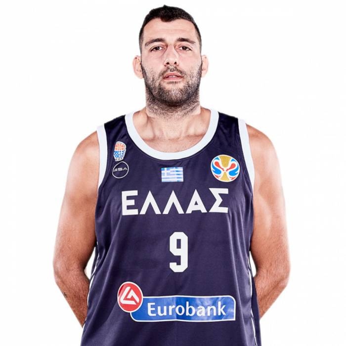 Photo de Yannis Bourousis, saison 2019-2020