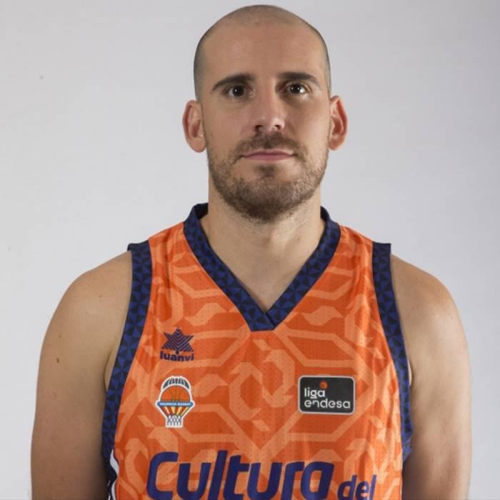 Photo de Joaquim Colom, saison 2020-2021