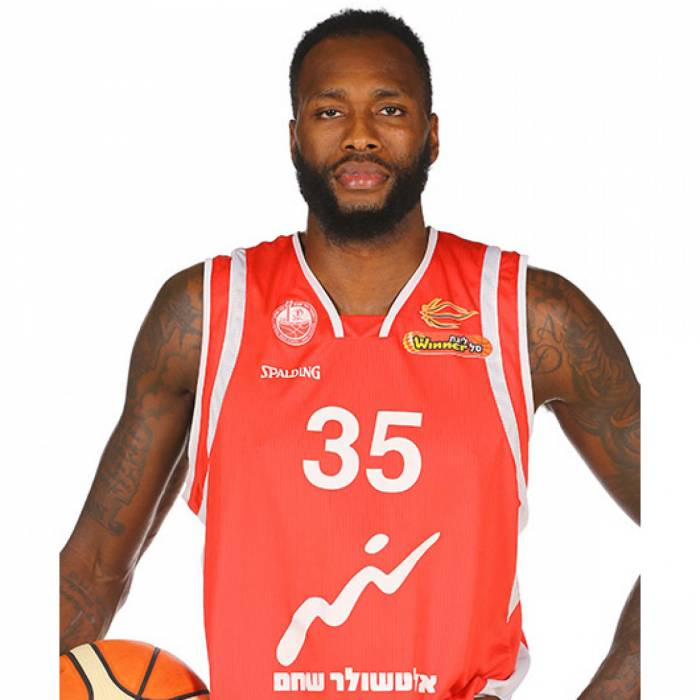 Photo de Jakim Donaldson, saison 2018-2019