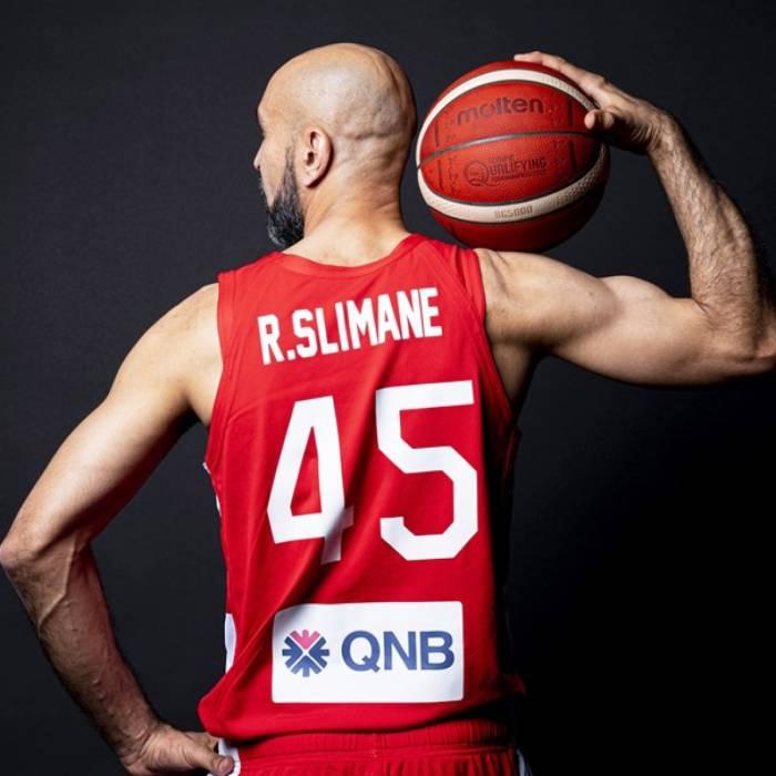 Photo de Radhouane Slimane, saison 2021-2022