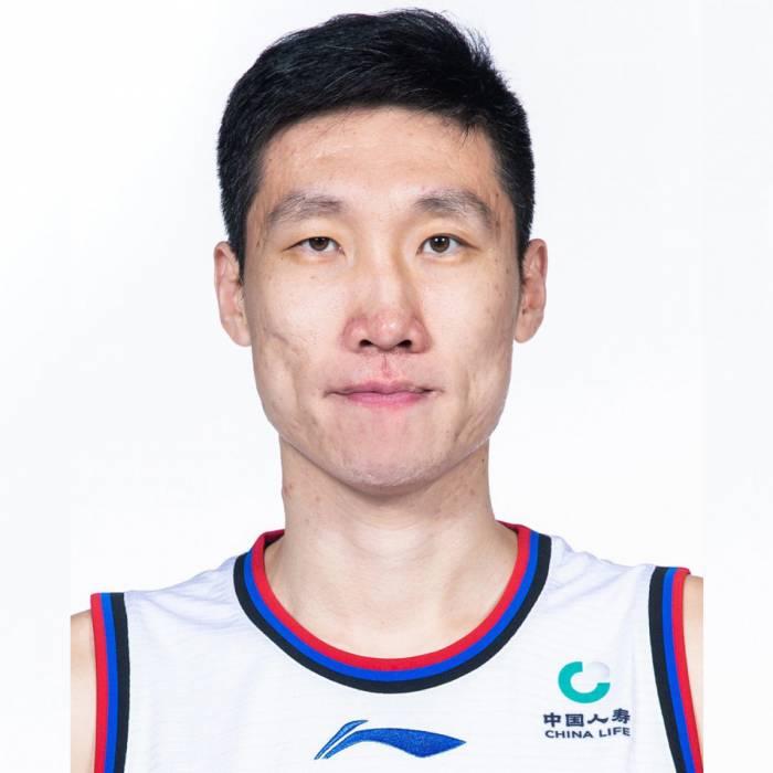 Photo of Wei Liu, 2019-2020 season