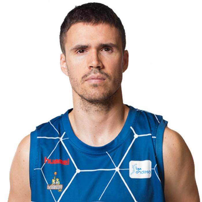 Photo de Daniel Perez, saison 2018-2019