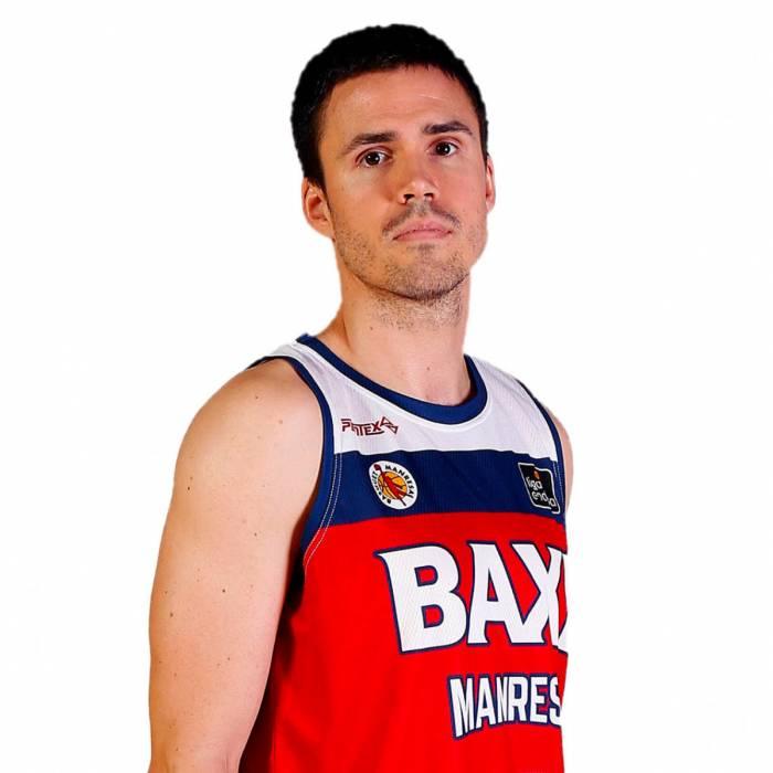 Photo de Daniel Perez, saison 2019-2020