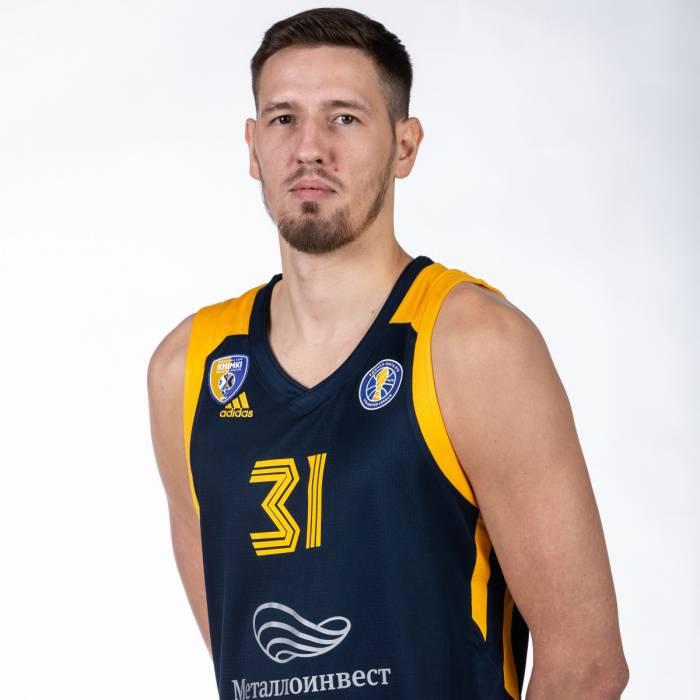 Photo de Evgeny Valiev, saison 2019-2020