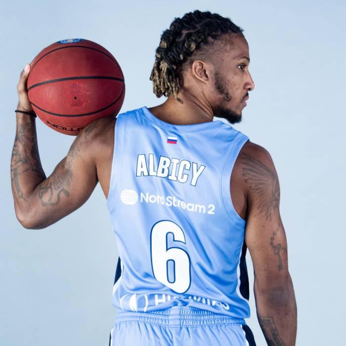 Andrew Albicy nuotrauka, 2019-2020 sezonas