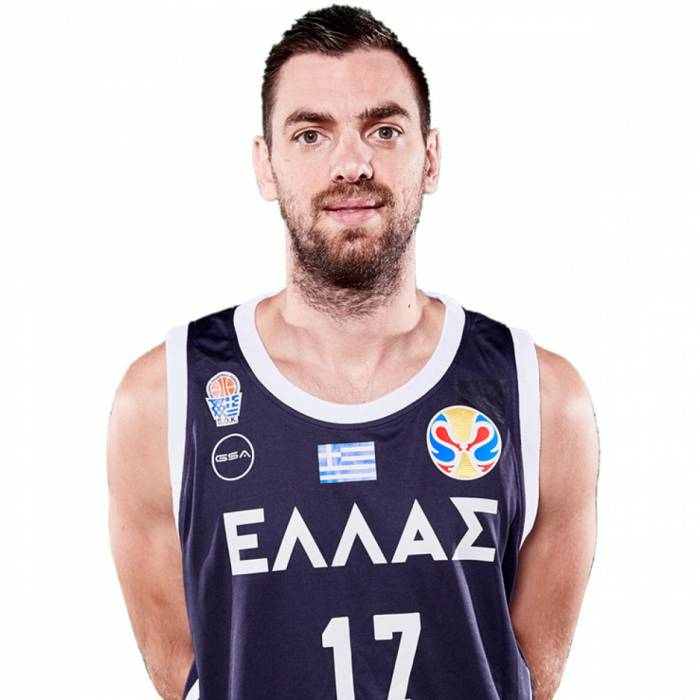 Photo of Vangelis Mantzaris, 2019-2020 season