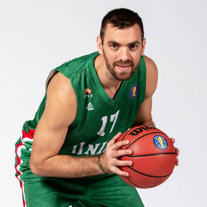 Photo de Vangelis Mantzaris, saison 2019-2020