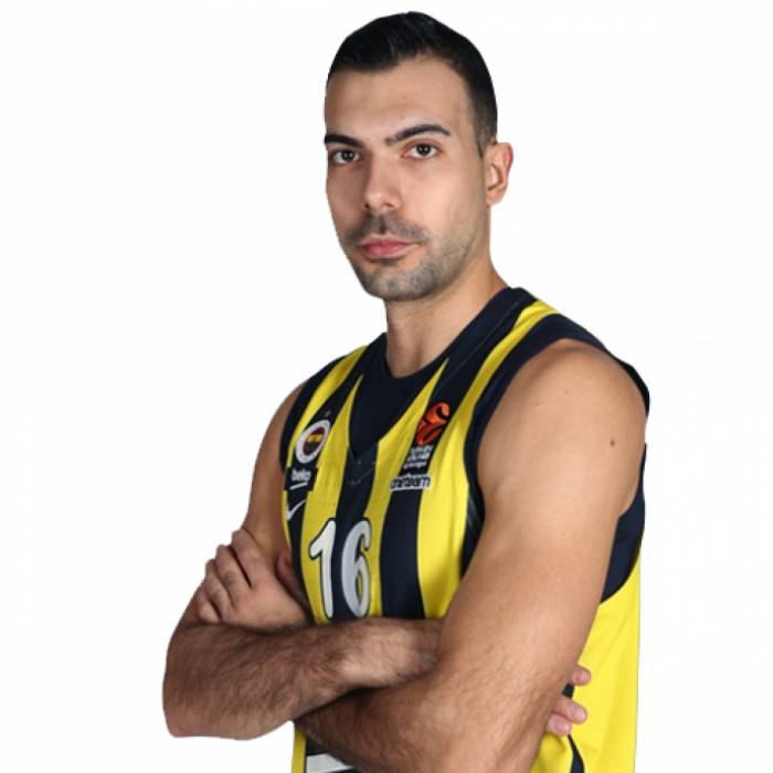 Photo de Kostas Sloukas, saison 2018-2019