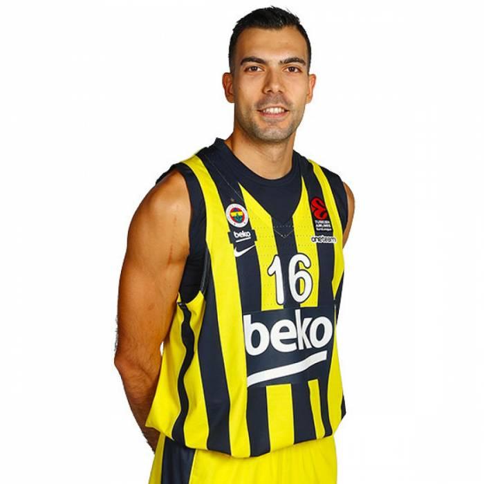 Photo de Kostas Sloukas, saison 2019-2020