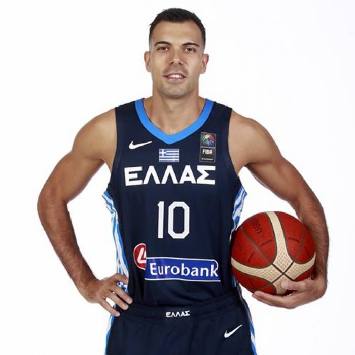 Kostas Sloukas nuotrauka, 2021-2022 sezonas