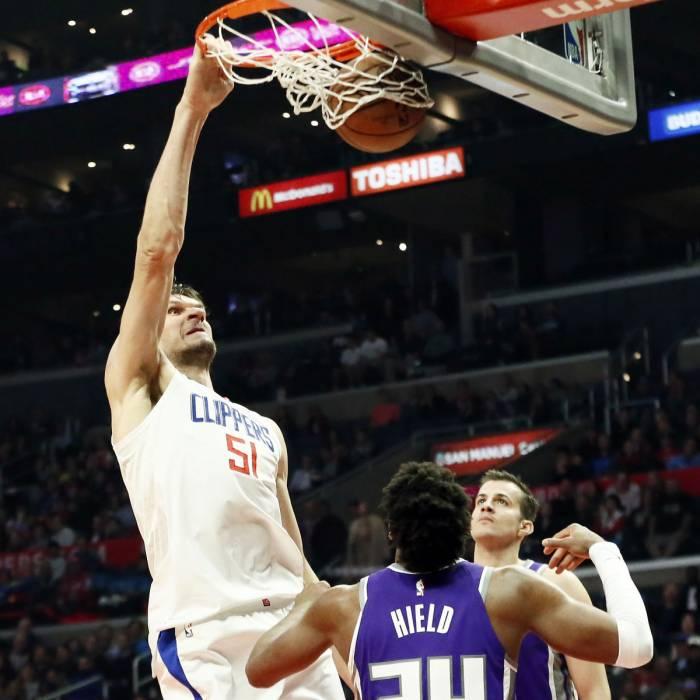 Boban Marjanovic nuotrauka, 2018-2019 sezonas