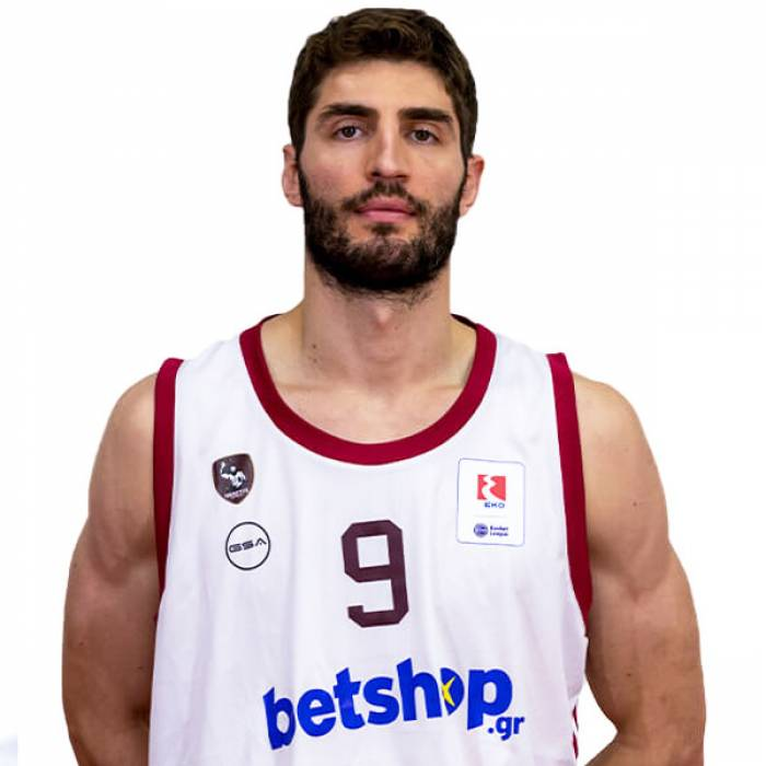 Photo of Mihalis Tsairelis, 2019-2020 season