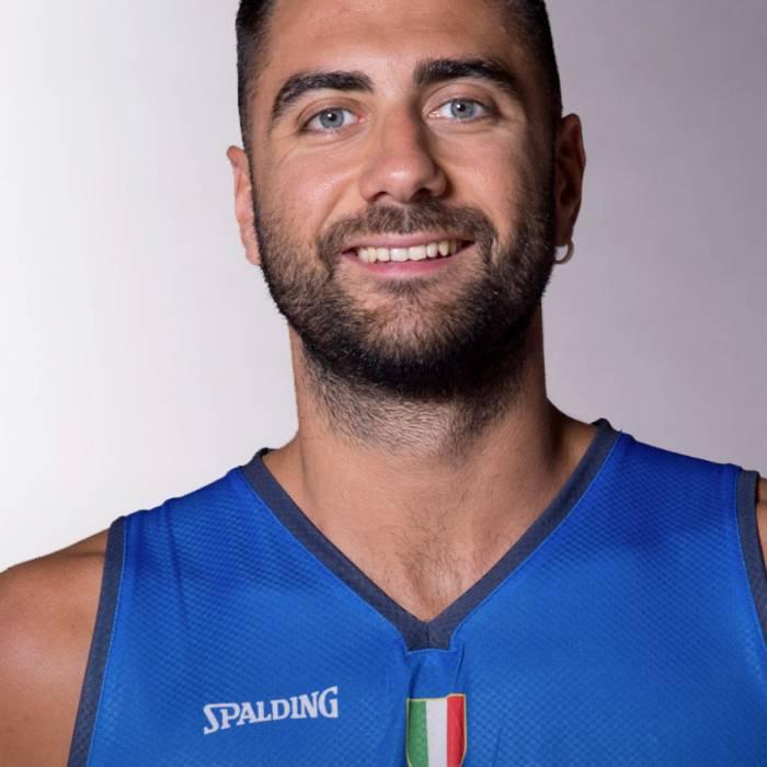 Photo de Pietro Aradori, saison 2019-2020