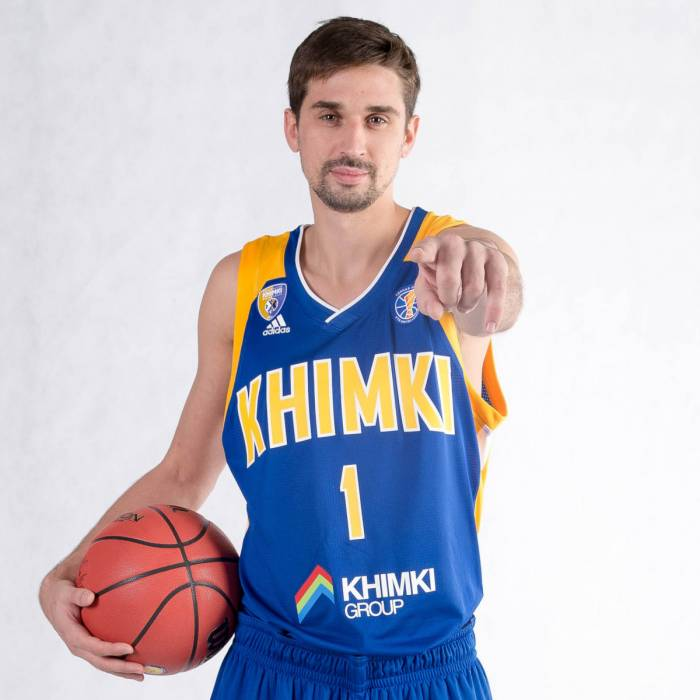 Photo of Alexey Shved, 2017-2018 season