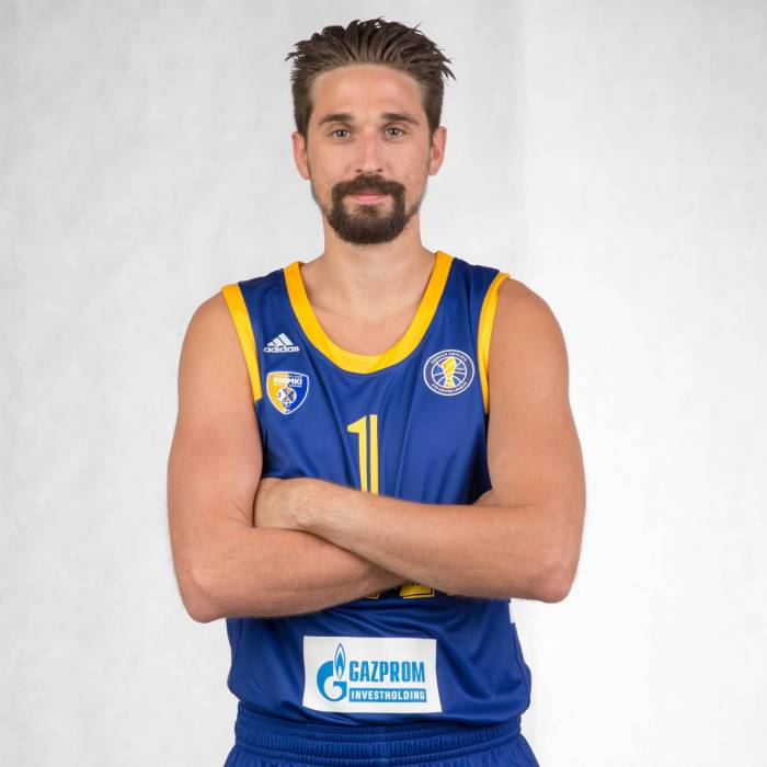 Photo of Alexey Shved, 2018-2019 season