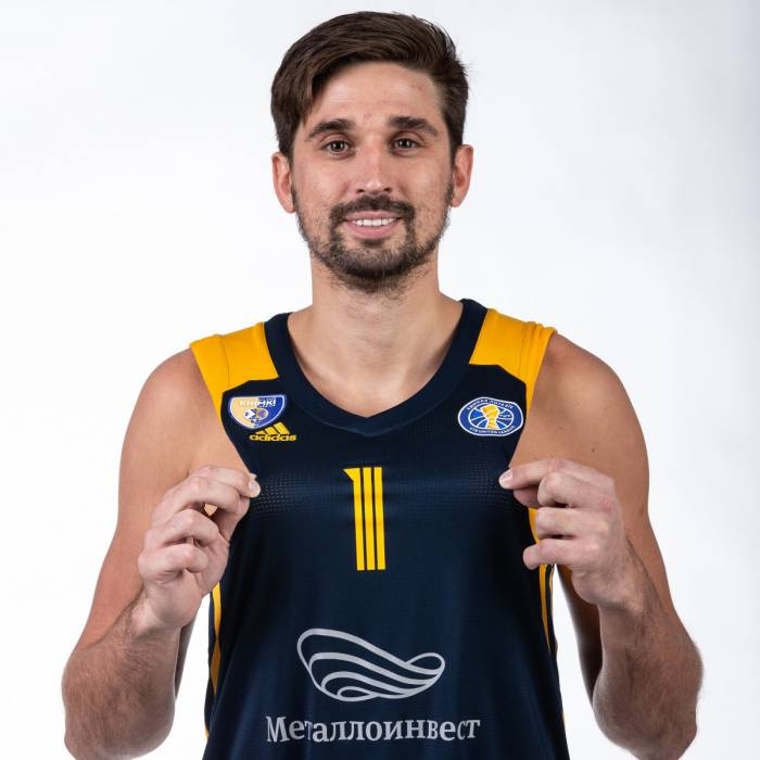 Photo of Alexey Shved, 2019-2020 season