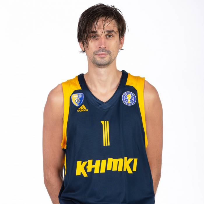 Photo of Alexey Shved, 2020-2021 season