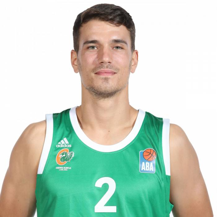 Photo de Filip Kruslin, saison 2019-2020