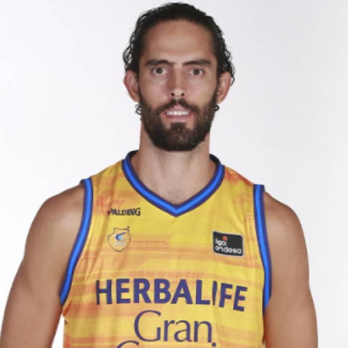 Photo de Javier Beiran, saison 2020-2021