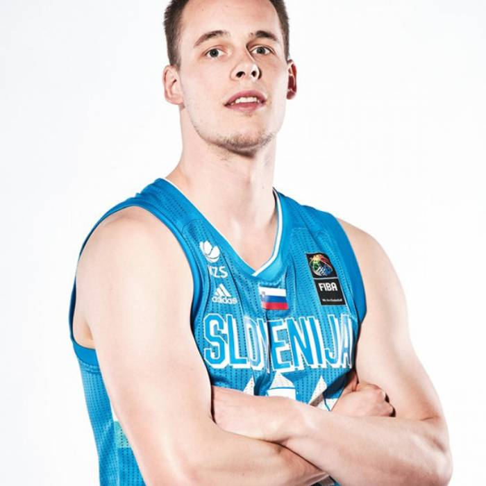 Photo of Klemen Prepelic, 2021-2022 season