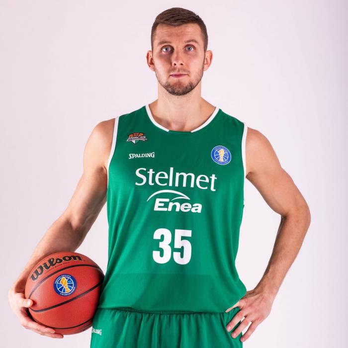 Photo de Przemyslav Zamojski, saison 2018-2019